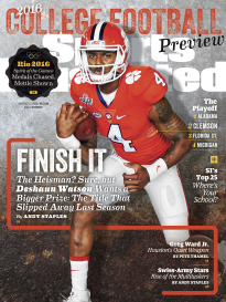 COLLEGE FOOTBALL PREVIEW: CLEMSON - DESHAUN WATSON