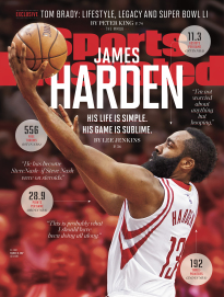 JAMES HARDEN: HIS GAME IS SUBLIME