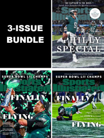 2018 EAGLES CHAMPIONSHIP COMMEMORATIVE BUNDLE