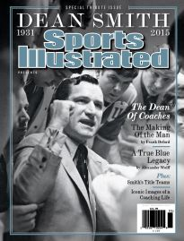 SI SPECIAL TRIBUTE ISSUE: DEAN SMITH 1931-2015