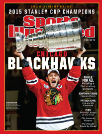 SI PRESENTS: 2015 STANLEY CUP CHAMPS BLACKHAWKS