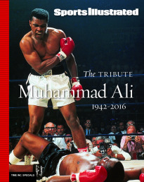 THE TRIBUTE TO MUHAMMAD ALI : 1942-2016