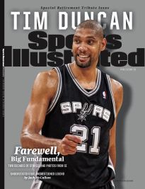 SPECIAL RETIREMENT TRIBUTE: TIM DUNCAN