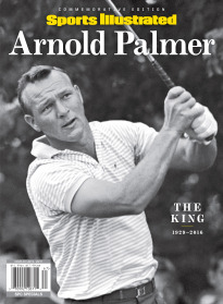 THE TRIBUTE TO ARNOLD PALMER: 1929 - 2016
