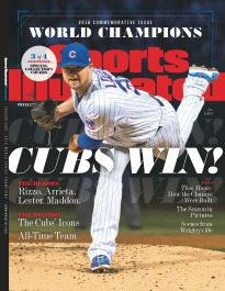 SI PRESENTS: 2016 WORLD SERIES CHAMPS - JON LESTER
