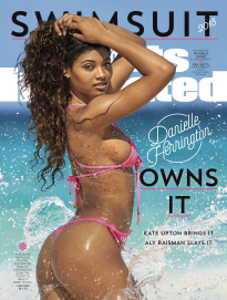 2018 SWIMSUIT ISSUE - DANIELLE HERRINGTON OWNS IT