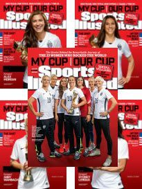 2015 USWNT WOMEN'S WORLD CUP PACKAGE