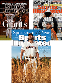 2014 Sportsman of the Year: Triple Play Package