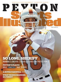 SPECIAL RETIREMENT TRIBUTE: PEYTON TENNESSEE
