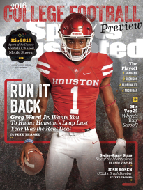 COLLEGE FOOTBALL PREVIEW: HOUSTON - GREG WARD JR.