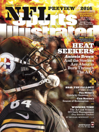 2016 NFL PREVIEW: PITTSBURGH STEELERS
