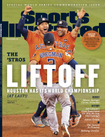 SI PRESENTS:2017 WORLD SERIES CHAMPS - ASTROS TEAM