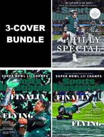 EAGLES CHAMPIONSHIP COVER BUNDLE