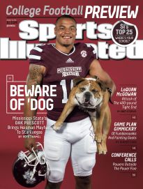 2015 COLLEGE FOOTBALL PREVIEW - MISSISSIPPI STATE