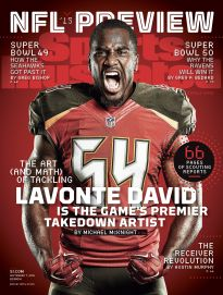 NFL PREVIEW: TAMPA BAY BUCCANEERS - LAVONTE DAVID