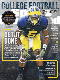 COLLEGE FOOTBALL PREVIEW: MICHIGAN-JABRILL PEPPERS
