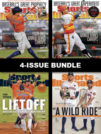 2017 ASTROS CHAMPIONSHIP COMMEMORATIVE BUNDLE
