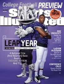 2015 COLLEGE FOOTBALL PREVIEW - TCU