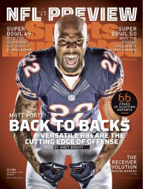 Nfl Preview Chicago Bears Matt Forte Sports