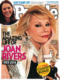 THE AMAZING LIFE OF JOAN RIVERS 1933-2014