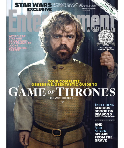 GAME OF THRONES POSTER: TYRION (PETER DINKLAGE)
