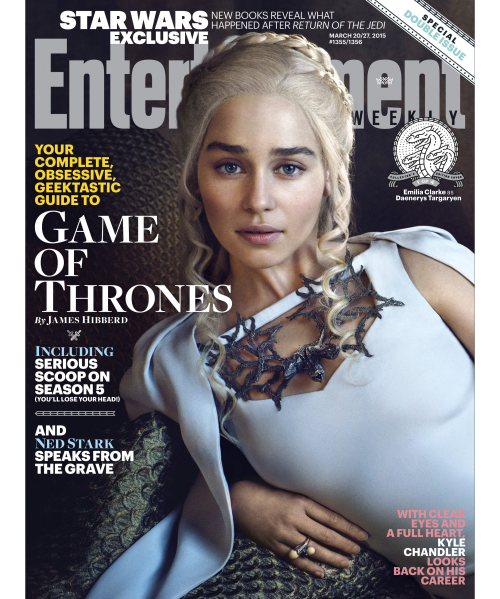 GAME OF THRONES POSTER: DAENERYS (EMILIA CLARKE