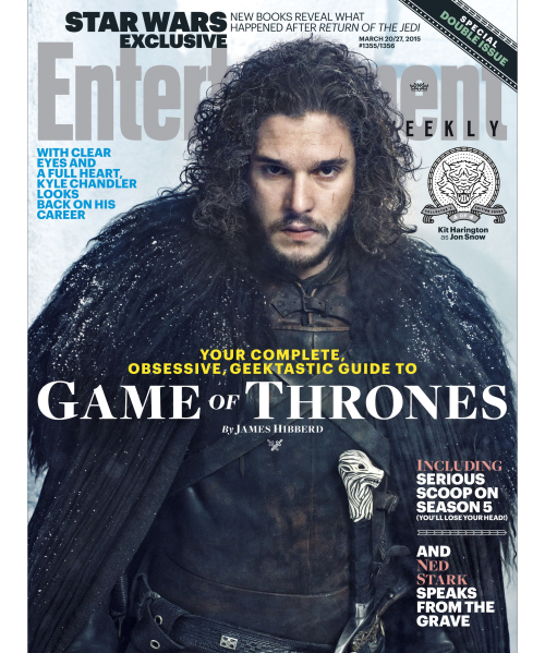 GAME OF THRONES POSTER: JON SNOW (KIT HARINGTON)