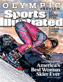 2010 Winter Olympic Preview - Lindsey Vonn - America's Best Woman Skier Ever