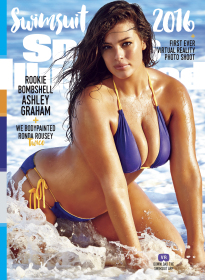 2016 SWIMSUIT ISSUE ASHLEY GRAHAM