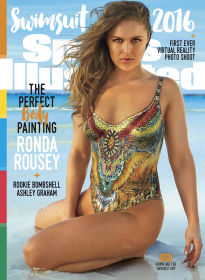 2016 SWIMSUIT ISSUE RONDA ROUSEY