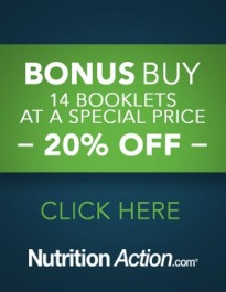 NutritionAction.com Bonus Buy
