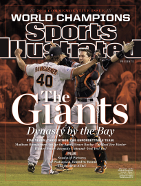 SI PRESENTS: THE GIANTS - DYNASTY BY THE BAY