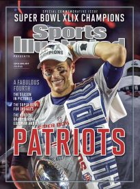 PATRIOTS - SUPER BOWL XLIX CHAMPIONS COMM EDITION