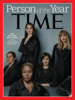 PERSON OF THE YEAR - THE SILENCE BREAKERS (#METOO)