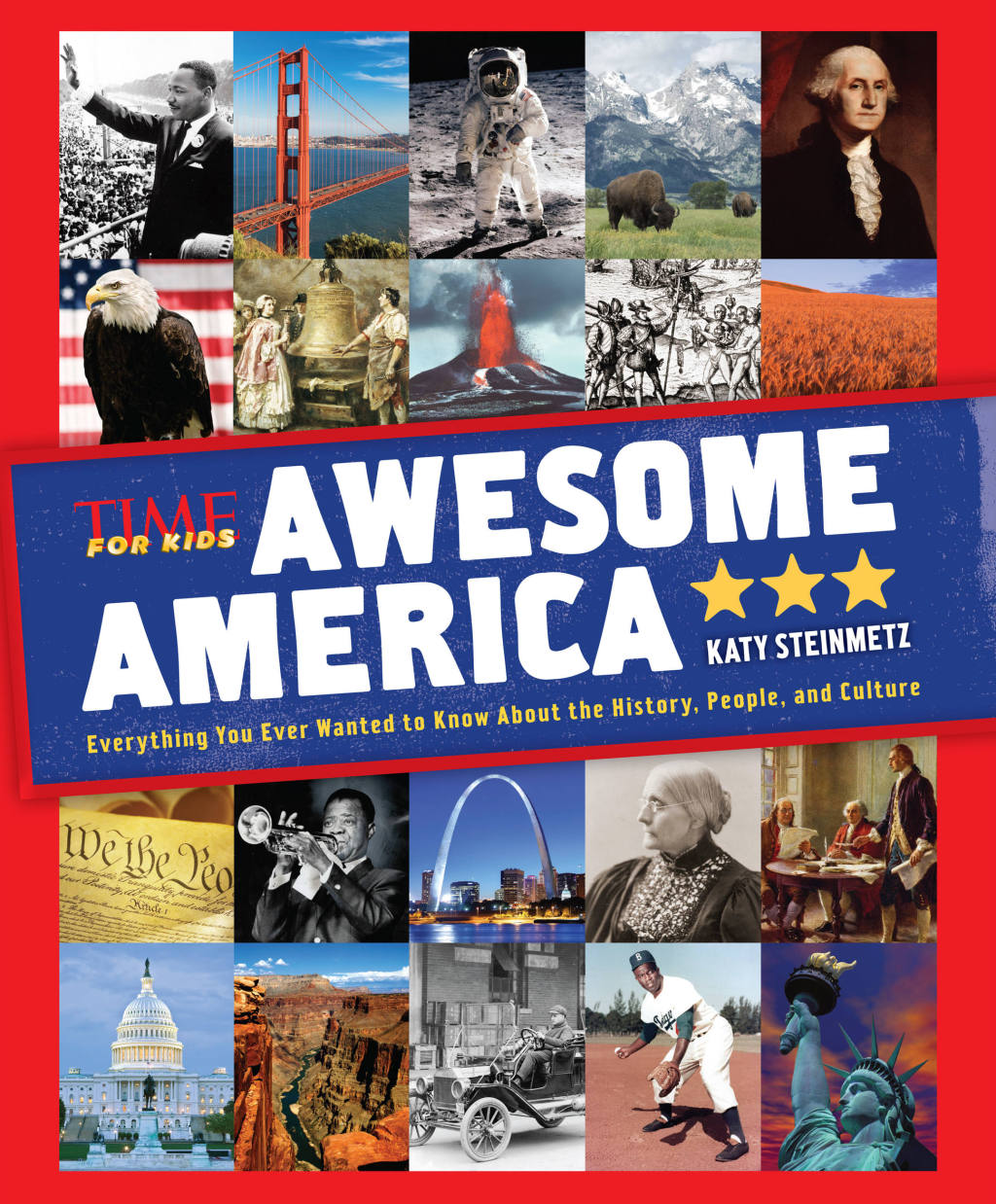 Awesome America (A TIME for Kids Book)