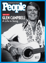 PEOPLE Glen Campbell