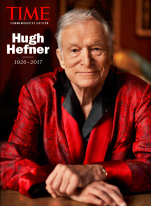 TIME Hugh Hefner, 1926-2017