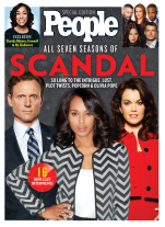 PEOPLE All Seven Seasons of Scandal