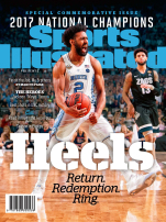Sports Illustrated North Carolina 2016-17 National Champions Special Commemorative Issue