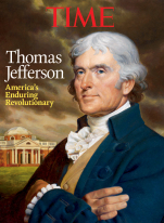 TIME Thomas Jefferson