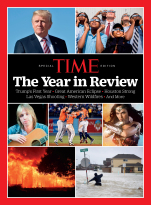 TIME Year in Review 2017