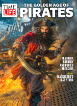 TIME-LIFE The Golden Age of Pirates