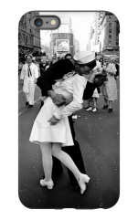 V-J Day in Times Square Apple iPhone 6 Premium Phone Case