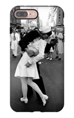 V-J Day in Times Square Apple iPhone 7 Premium Phone Case
