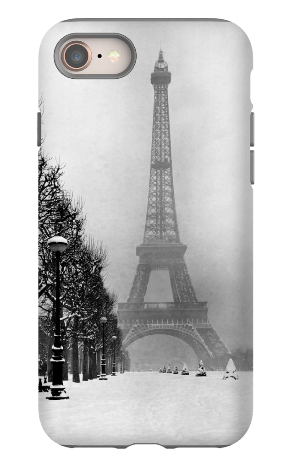 Eiffel Tower Apple iPhone 8 Premium Phone Case