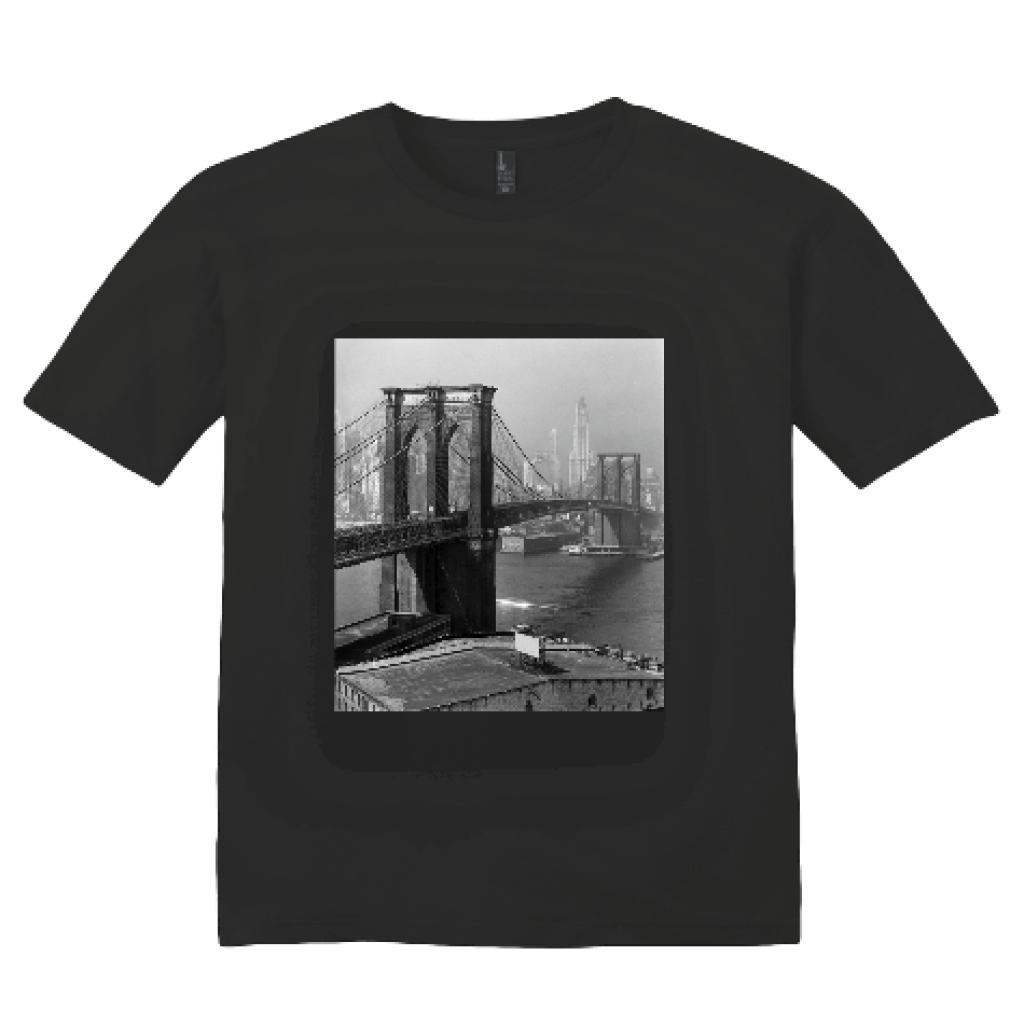 Brooklyn Bridge Men's T-Shirt