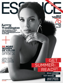 Essence Magazine Cover