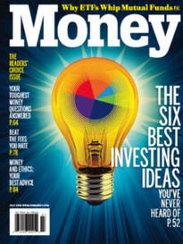 THE SIX BEST INVESTING IDEAS