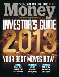 INVESTOR'S GUIDE 2013 SPECIAL DOUBLE ISSUE