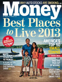 BEST PLACES TO LIVE 2013